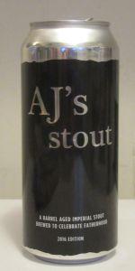 AJ's Stout