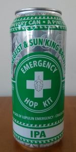 Sun King / Rhinegeist Emergency Hop Kit