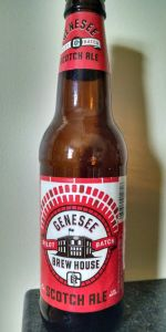Genesee Brew House Scotch Ale