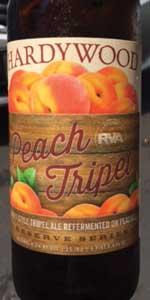 Peach Tripel