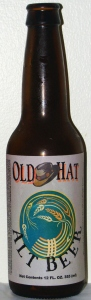 Old Hat Alt Bier