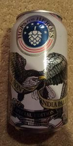 Hops For Heroes: Homefront IPA
