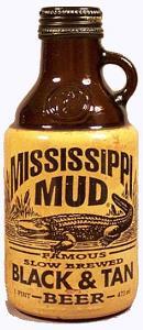 Mississippi Mud Black & Tan