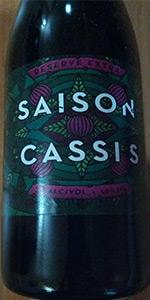 Saison Cassis Réserve Extra