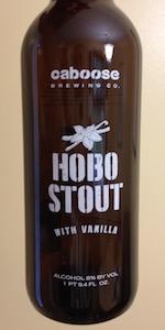 Vanilla Hobo Stout