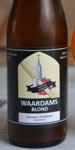 Waardams Blond