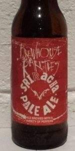 Sriracha Pale Ale (Brewhouse Rarities)