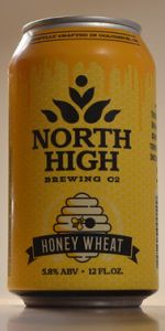Honey Wheat Lager