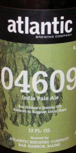04609 Double IPA