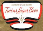 Twins Lager Beer