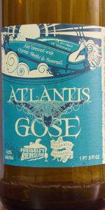 Atlantis Gose