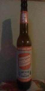 Brandy Barrel Honey Ale