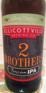 2 Brothers Session IPA