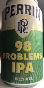 98 Problems (Cuz A Hop Ain't One)