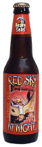 Heavy Seas - Red Sky At Night (Saison Ale)