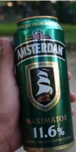 Amsterdam Maximator