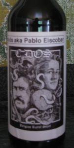 C-DOS Cuvée Delphine On Steroids Aka Pablo Eiscobar