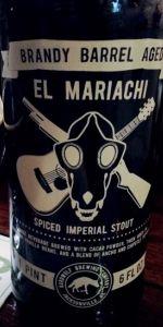 Brandy Barrel Aged El Mariachi