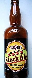 Pitfield 1896 Stock Ale