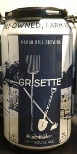 Grisette Farmhouse Ale