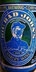 Big Bad John's Traditional English Barley Wine