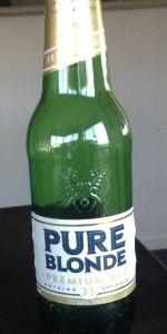 Pure Blonde Premium Mid