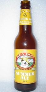 Sea Dog Summer Ale