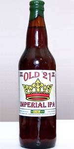 Old 21 Imperial IPA