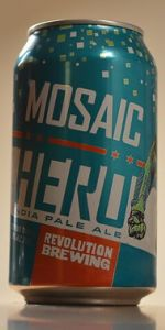 Mosaic-Hero India Pale Ale