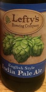 English Style India Pale Ale