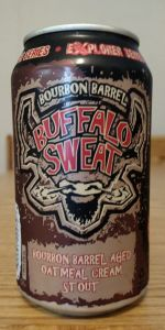Buffalo Sweat - Bourbon Barrel-Aged