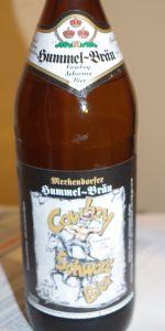 Cowboy Schwarz Bier