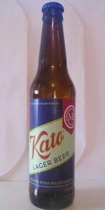 Kato Lager Beer