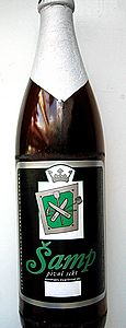 Šamp - Pivní Sekt
