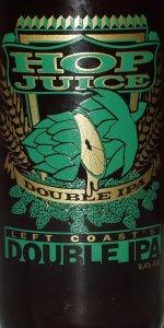 Hop Juice Double IPA