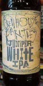 Juniper White IPA