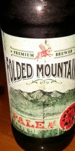 Folded Mountains American Pale Ale