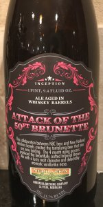 Attack Of The 50-Foot Brunette (Barrel Aged)