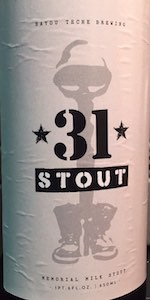 31 Stout