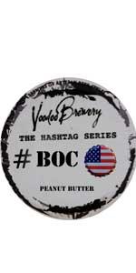 #boc (Peanut Butter [American Flag Cap])