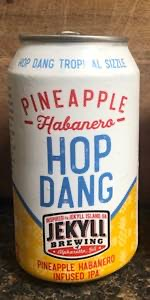 Pineapple Habanero Hop Dang Diggity