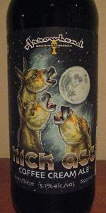 Kick Ass Coffee Cream Ale