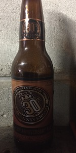 30th Anniversary Ale