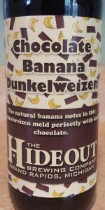 Chocolate Banana Dunkelweizen