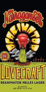 Narragansett Lovecraft Series - Reanimator Helles Lager
