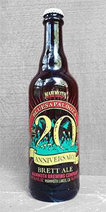 20th Anniversary Brett Ale