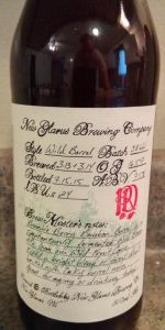 R&D Bramble Berry Bourbon Barrel