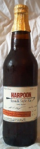 Harpoon 100 Barrel Series #06 - Scotch Style Ale