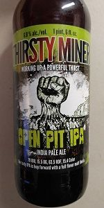 Thirsty Miner Open Pit IPA