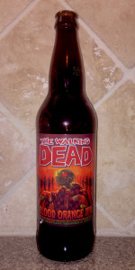 The Walking Dead - Blood Orange IPA
